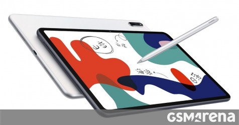 Huawei MatePad 10.4 listed on Chinese retailers' websites, specs confirmed