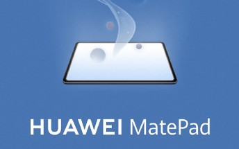Huawei MatePad 10.4 to be unveiled on April 23