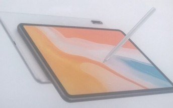 Huawei MatePad specs, design and colors revealed through leaked image