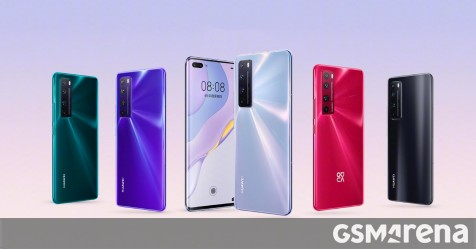 Huawei nova 7, 7 SE and 7 Pro debut with 64MP cameras and 5G