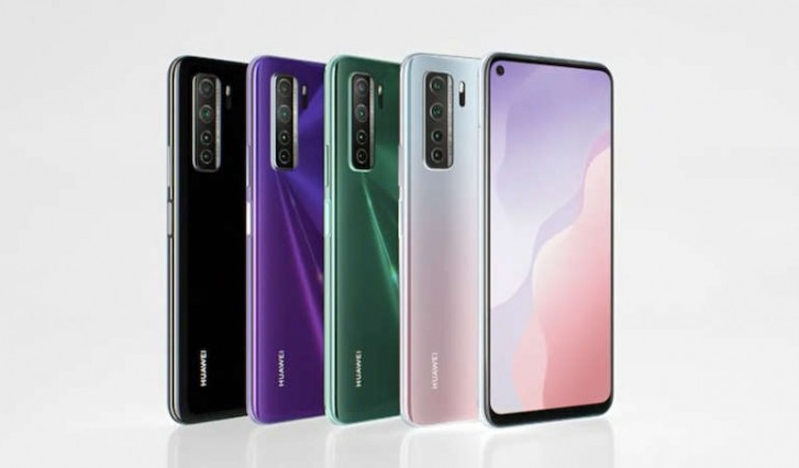 Huawei nova 7, 7 SE and 7 Pro announced with 64MP cameras and 5G support