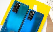 Huawei P40 series get new AI 50MP camera mode via update