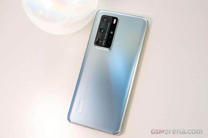 Huawei brings P40 lineup to China