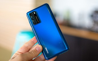 Our Huawei P40 video review is up