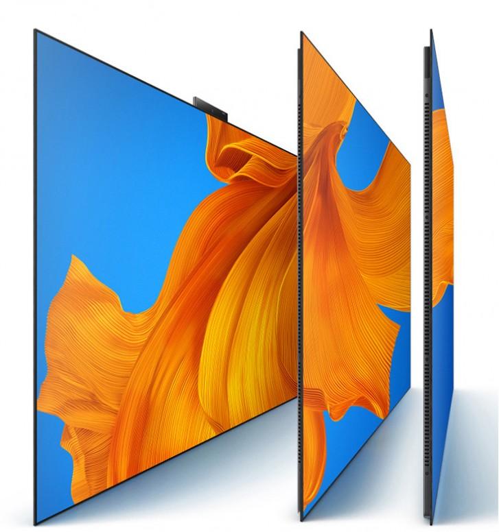 أطلقت Huawei أول تلفزيون OLED ، وهو Vision X65 بمعدل تحديث 120 هرتز