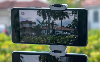 Hands on: We try Imint's Vidhance Selfie stabilization