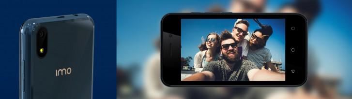 سيأتي IMO Q2 Plus إلى EE مقابل 30 جنيهًا إسترلينيًا ، وهو هاتف Android Go مع 4G وشاشة 4 بوصات