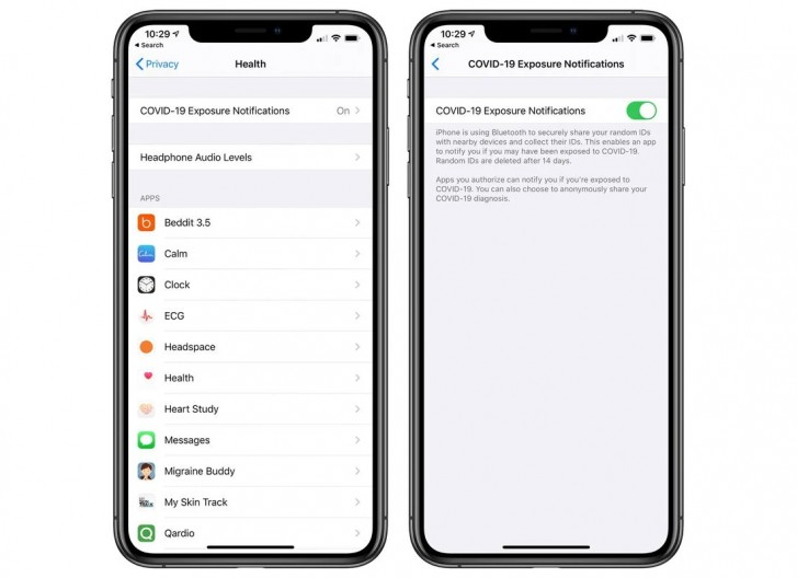 iOS 13.5 beta is out with COVID-19 exposure notification API, easier unlocking when wearing a mask