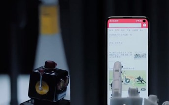 iQOO Neo3 appears in an official video, punch hole display confirmed