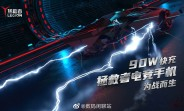 Lenovo Legion smartphone teased to feature 90W fast charging