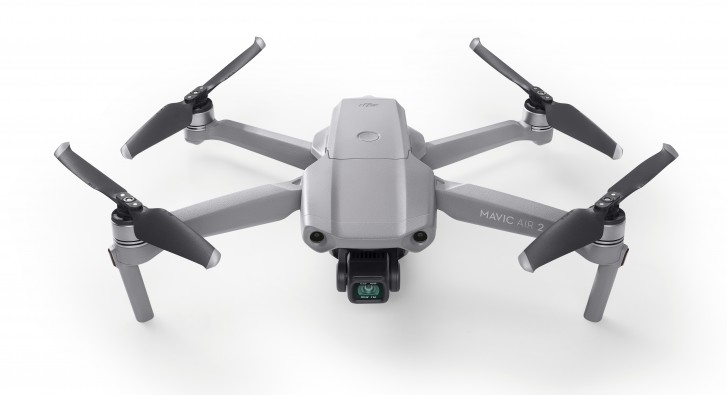 DJI Mavic Air 2 announced with 48MP camera and 8K Hyperlapse