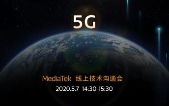 MediaTek to unveil a new affordable 5G chipset next week
