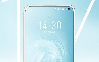 Meizu 17 to arrive on April 22