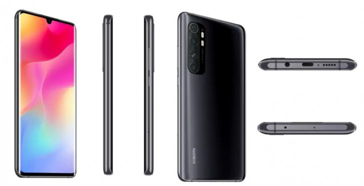 Xiaomi Mi Note 10 Lite details appear on Russian store with noticeable drop in price
