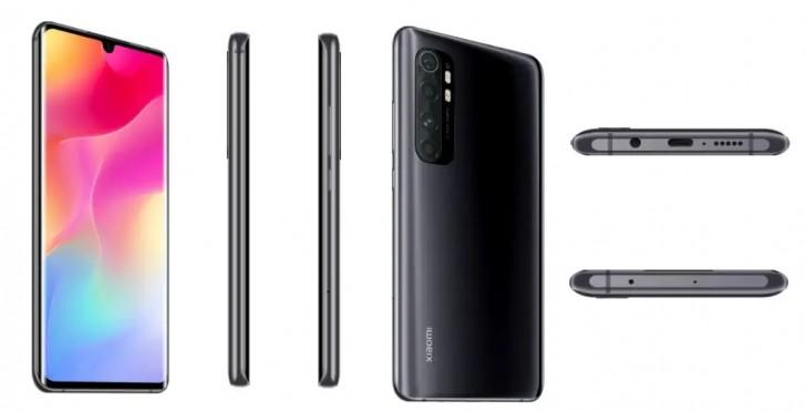 تظهر تفاصيل Xiaomi Mi Note 10 Lite في المتجر الروسي مع انخفاض ملحوظ في السعر