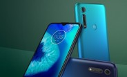 Motorola Moto G8 Power Lite announced: Helio P35, triple cameras, and 5,000 mAh battery