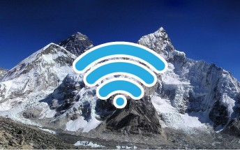 Mount Everest base camp now has 5G coverage