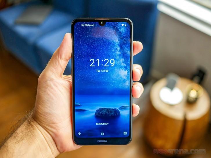 يحصل Nokia 3.2 على تحديث Android 10