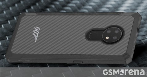 The Nokia 5.3 is also getting a James Bond-branded Kevlar case