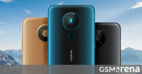 Nokia 7.3 prototypes tested with new quad camera design, may get a 64MP sensor