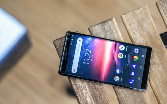 Nokia 8 Sirocco receiving Android 10 update with April security patch
