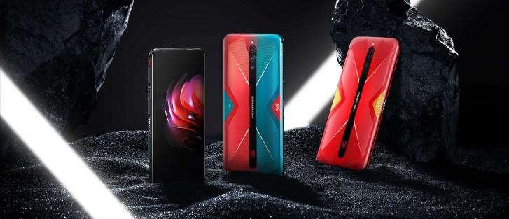 النوبة Red Magic 5G تصل للبيع العالمي