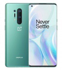 OnePlus 8 Pro: Glacial Green