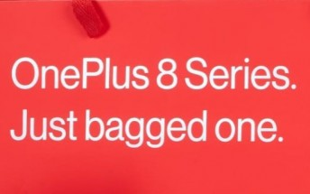 OnePlus 8 Pro promo package from the planned pop-up event leaks