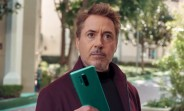 Robert Downey Jr.'s OnePlus 8 Pro ad goes live