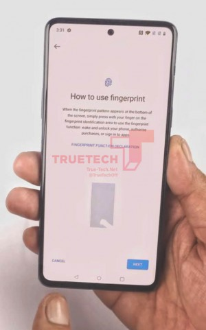 OnePlus Z pops up in hands-on image