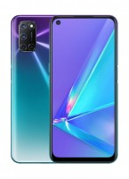 Oppo A92 in Aurora Purple (leaked renders)