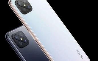Oppo A92s shines in full on TENAA, confirms unusual camera design