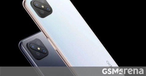Oppo A92s shines in full on TENAA, confirms unusual camera design