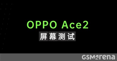Oppo details Ace 2 display tech in another official teaser video