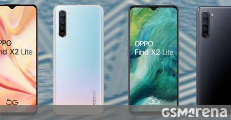 Oppo Find X2 Lite specs and images are here