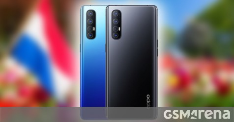 Oppo Find X2 Neo arrives in Europe with a single 44 MP selfie camera
