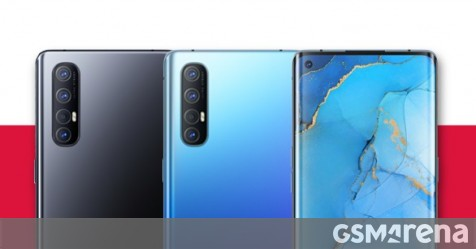Oppo Reno3 Pro arrives in Poland with Snapdragon 765G, no 5G