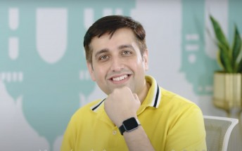 The Realme Watch leaks: custom OS and 7 days of battery life