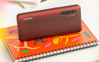 Realme X50 Youth spotted in 3C listing with 5G and 30W fast charging