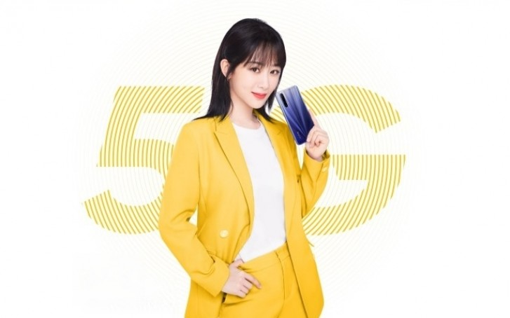 Realme X50m 5G معروض للبيع الآن