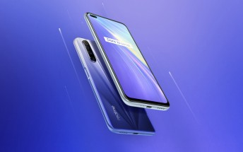 Realme X50m 5G announced: Snapdragon 765G SoC, 120Hz display, and 48MP quad camera
