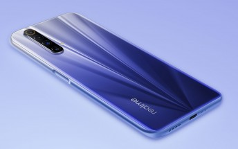 Realme X50t 5G appears on Google Play Console with key specs