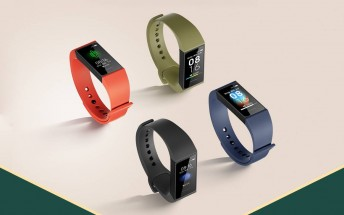 The Redmi Band is highly affordable, but offers improvements over the Mi Band 4