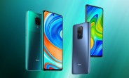 Redmi Note 9 and global Note 9 Pro announced