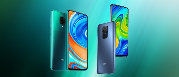 Redmi Note 9 And Global Note 9 Pro Announced Gsmarena Com News