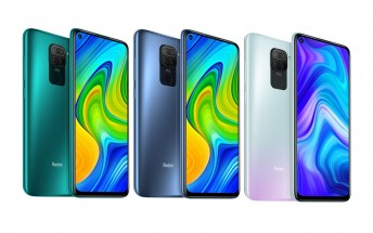 Redmi Note 9 press renders outed mere hours before the official unveiling