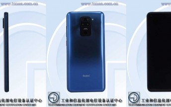 Xiaomi Redmi Note 9 surfaces on TENAA listing