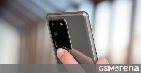 Samsung aims to develop a 600MP camera sensor