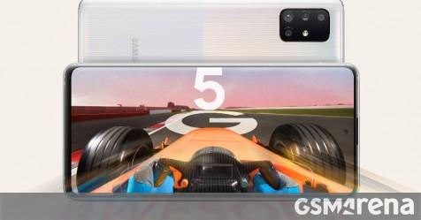 Samsung Galaxy A51 5G and A71 5G succinctly described in infographics, the A41 joins them - GSMArena.com news - GSMArena.com