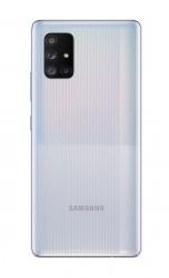 Samsung Galaxy A71 5G in Prism Cube Sliver